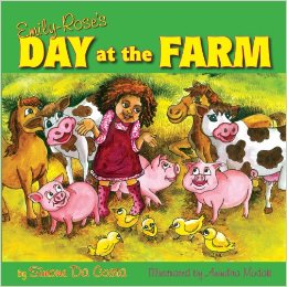 Emily Roses Day at the Farm